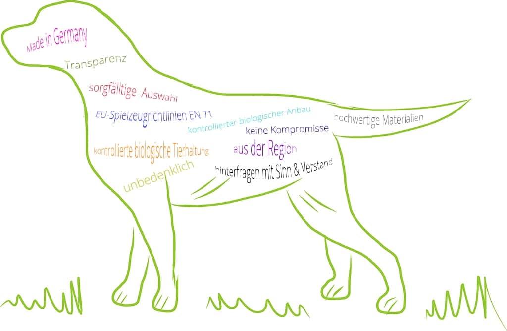 Nachhaltigkeit bei dogs 5.0